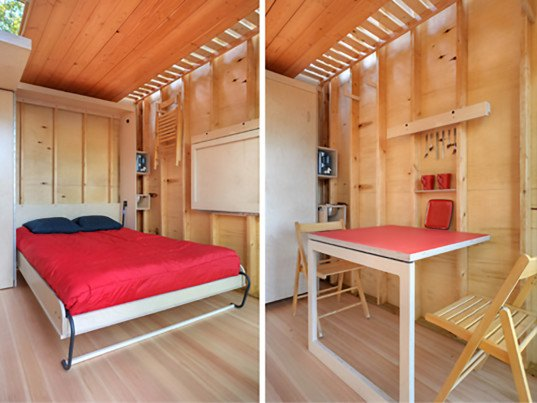 Building Log Cabin Scratch