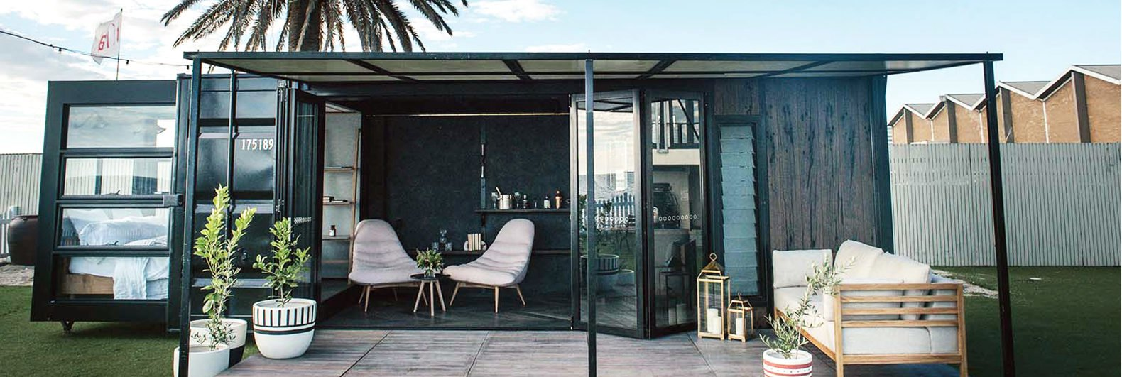 Best Kitchen Gallery: This Shipping Container Hotel Is So Cool You'll Forget Its A of Shipping Container Homes Cool on rachelxblog.com