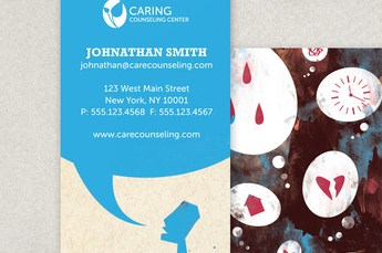 Grabs Full Pixels » Counseling Business Card Template   Inkd Counseling Business Card Template