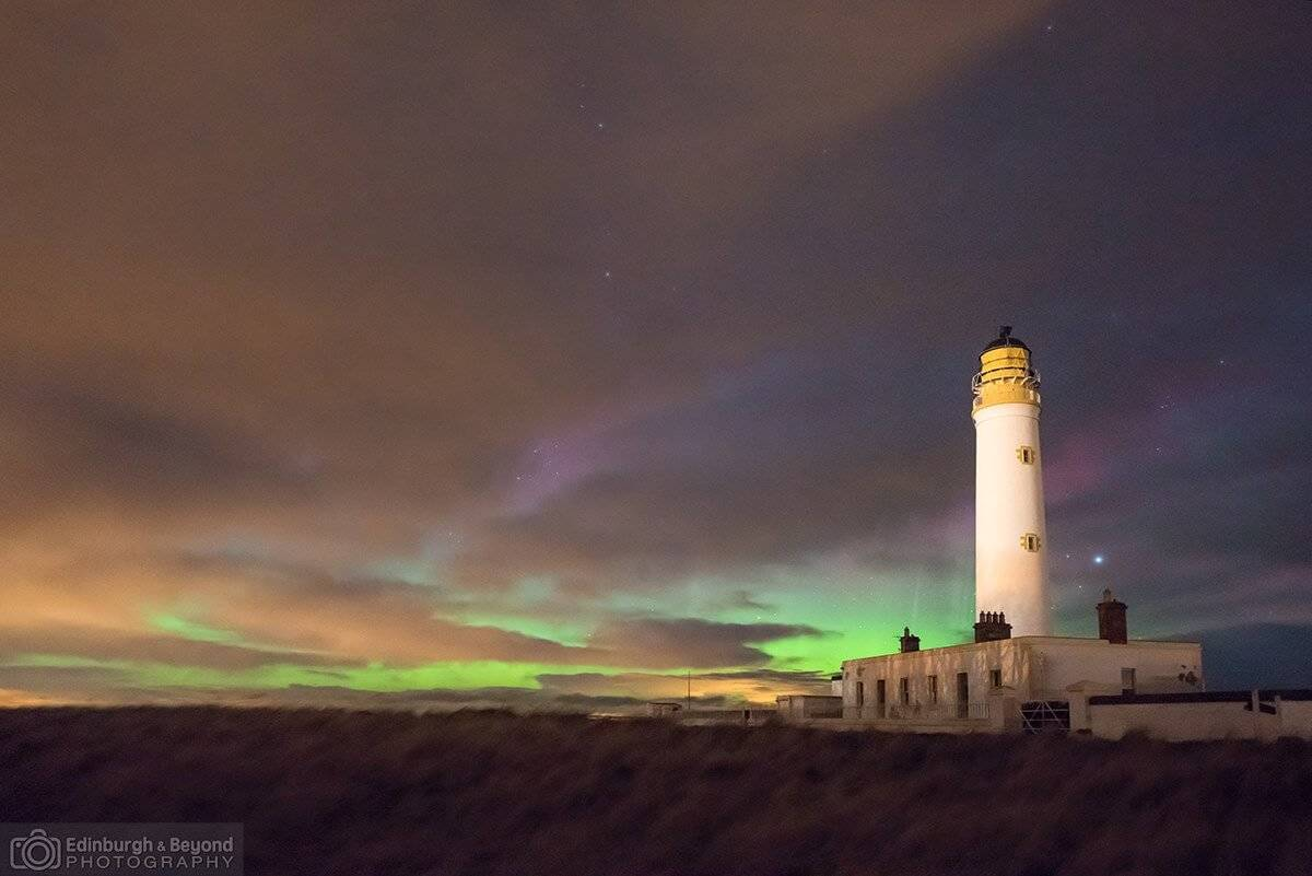 Best Places Scotland See Northern Lights