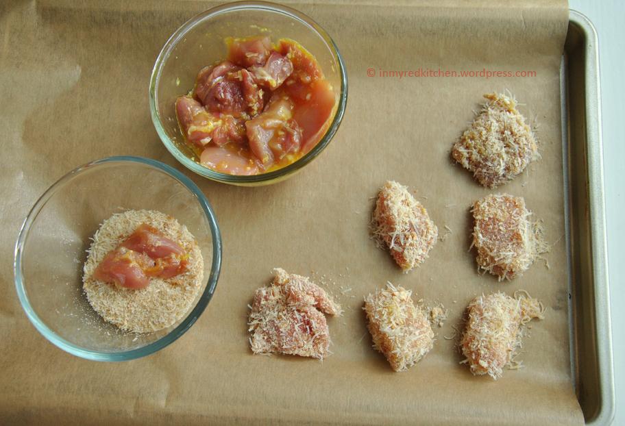 Red Kitchen Pics
