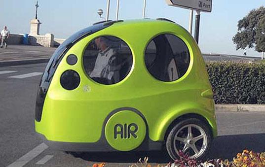 Air Car Race Compressed