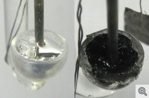 Liquid metal makes silicon crystals at record low temperatures
