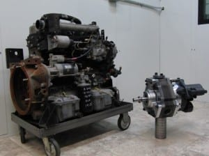 LiquidPiston Rotary Engine one tenth the size of a diesel with 75 percent thermal efficiency