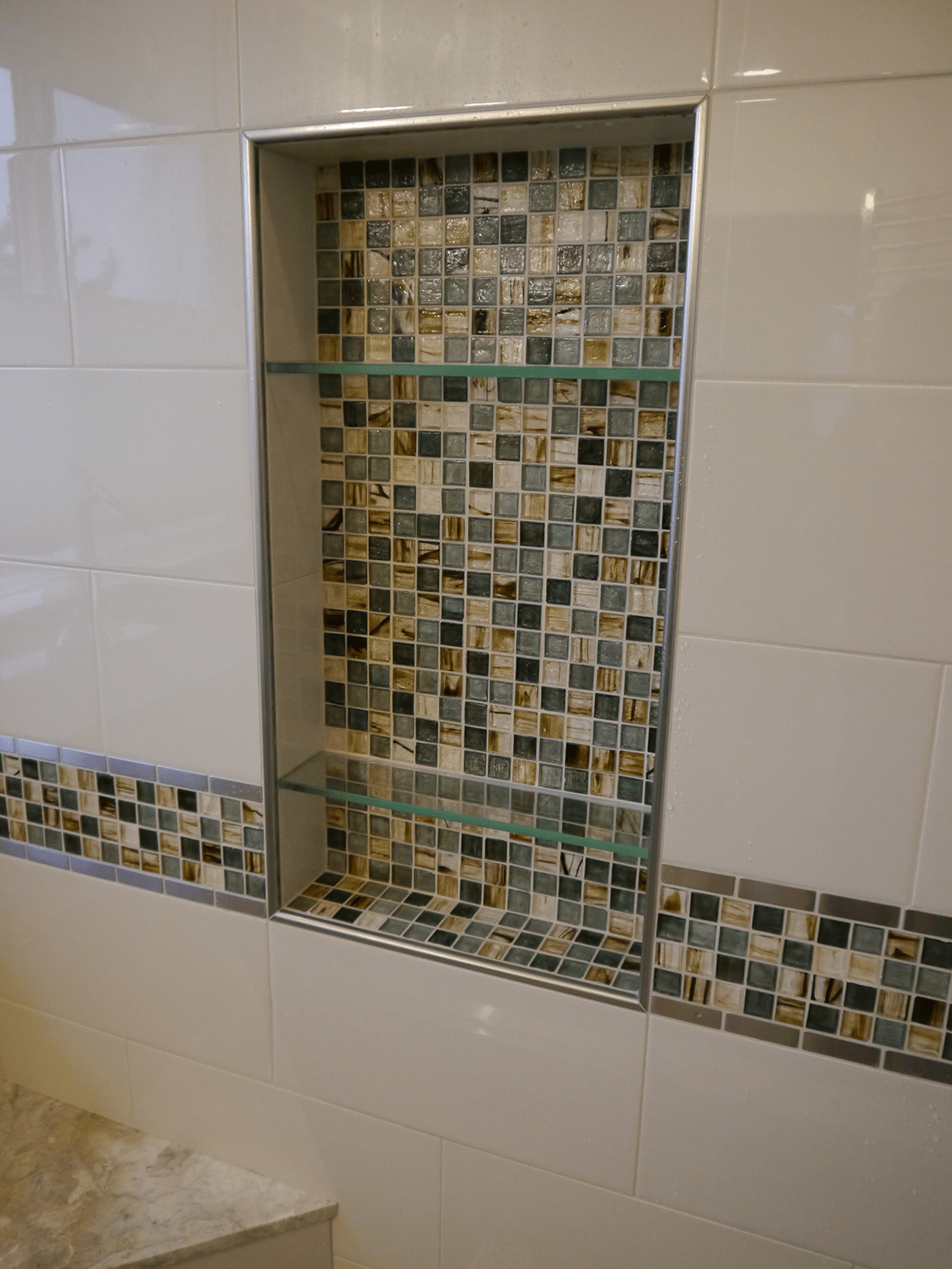 Tiled Bathrooms Bathtubs
