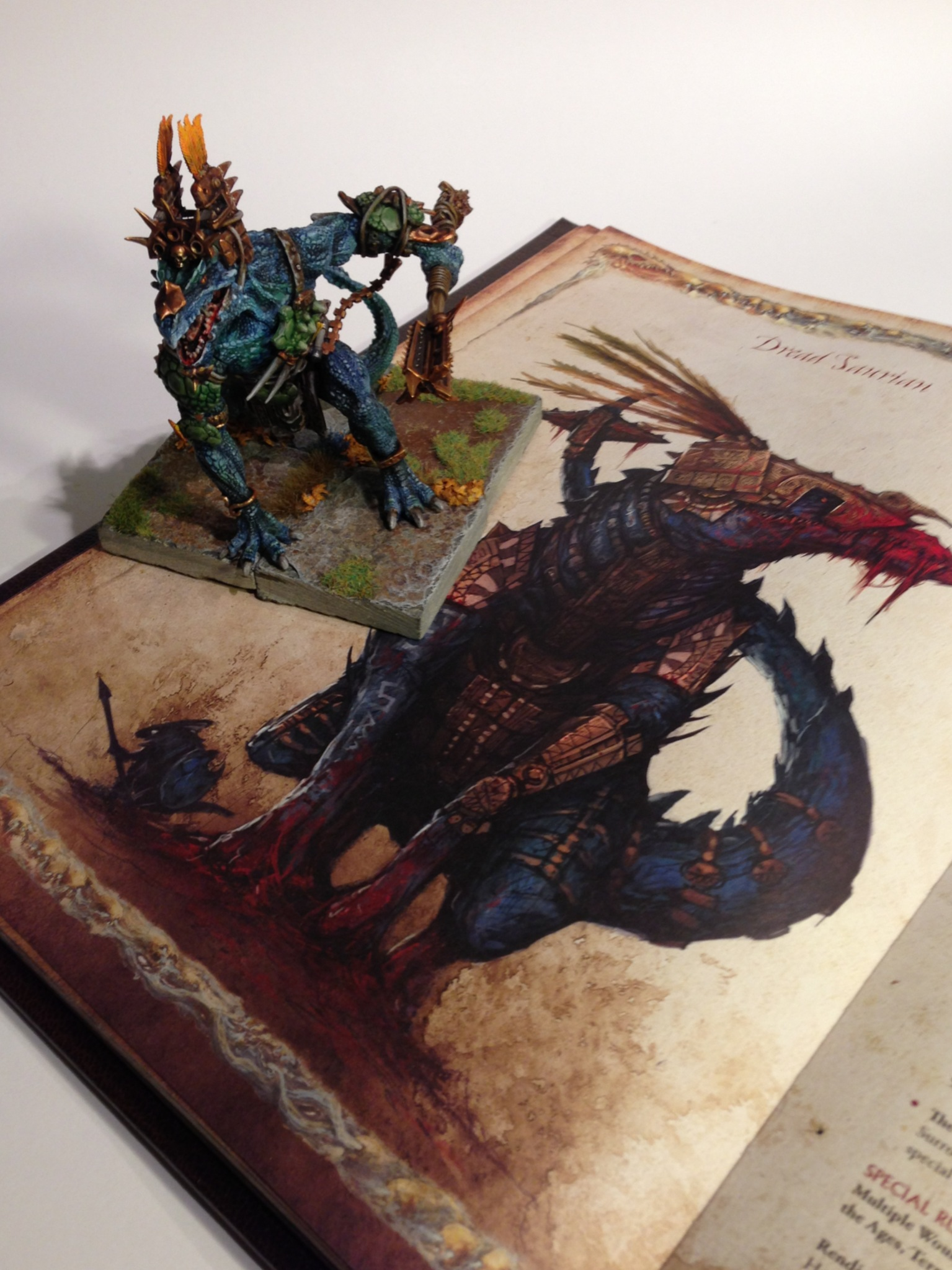 The Dread Saurian Is Drawn The Coming Storm Of Magic Innsmouth Gaming Club
