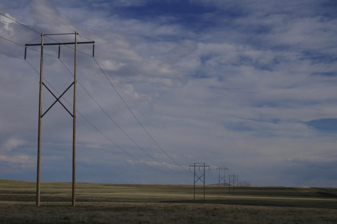 Wyoming Transmission Line
