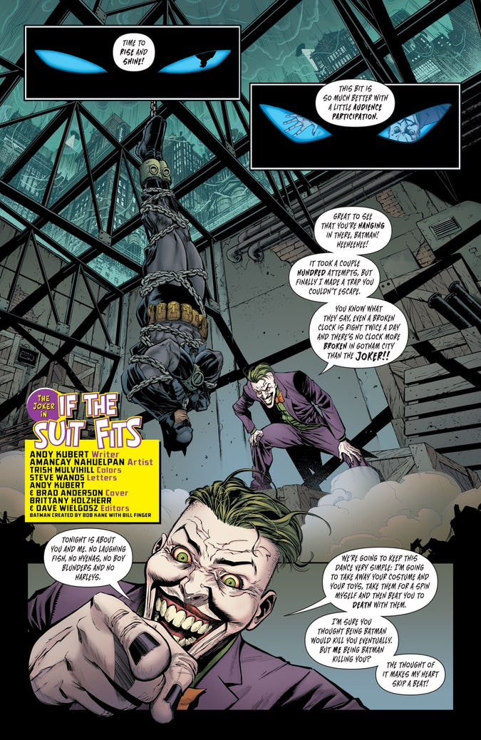 Dc Comics Universe Amp Batman Secret Files 2 Spoilers