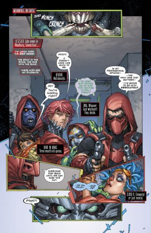 Dc Comics Universe Amp Red Hood Outlaw 38 Spoilers Amp Review