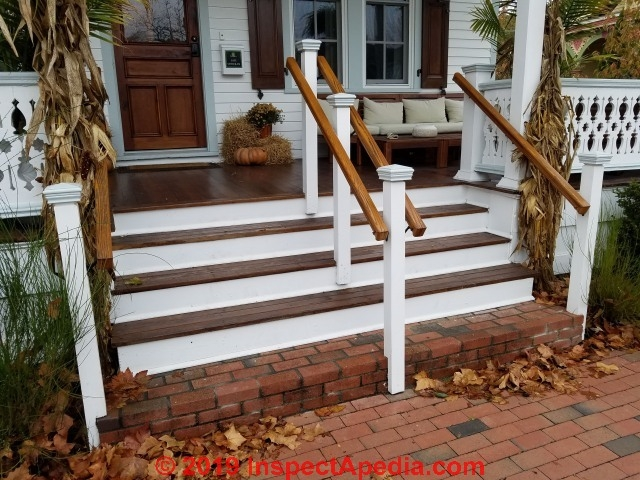Options For Stairway Newel Posts Stair Guard Ramp Newel Post   Railings For Brick Steps   Steel Handrail   Front Door   Staircase   Railing Ideas   Handrails
