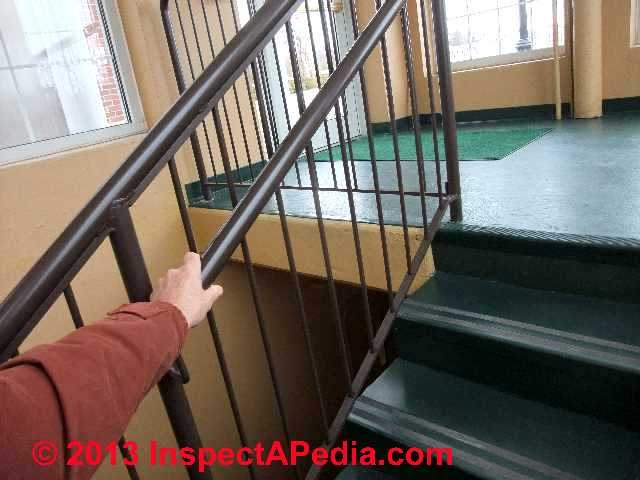 Handrails Guide To Stair Handrailing Codes Construction Inspection | New Handrail For Stairs | Traditional | Wall Both Side | Contemporary | Mission Style | Wrought Iron