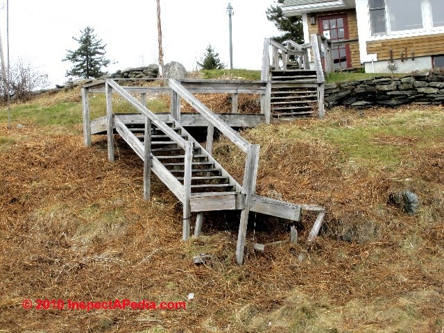 Exterior Stairways Guide To Outdoor Stair Railing Landing | Outdoor Stair Railings Near Me | Porch Railings | Front Porch | Composite | Metal Stair | Stair Treads