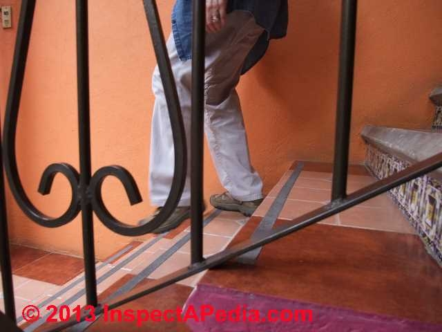 Stair Rails Codes For Stair Rails Stair Guards Construction | Graspable Handrail Home Depot | Deck Railing | Wrought Iron | Wood | Stair Rail | Porch