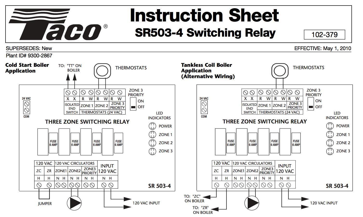 taco circulator wiring for simple wiring diagram site rh 6 1 ohnevergnuegen de