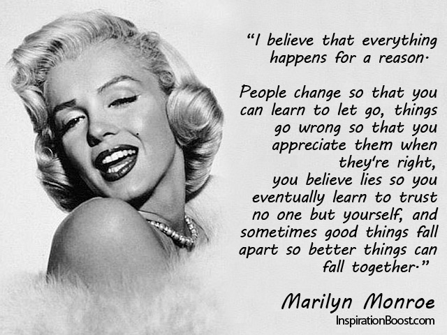 Marilyn Monroe Quotes 2 | Inspiration Boost
