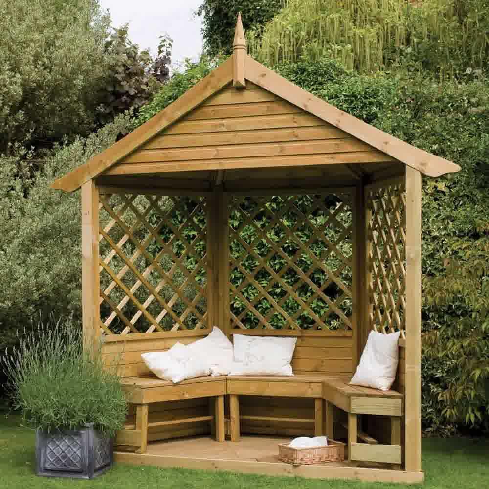Simple Designs Back Garden