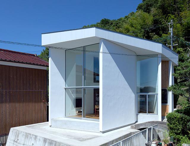 Modern Japanese Living Room Design