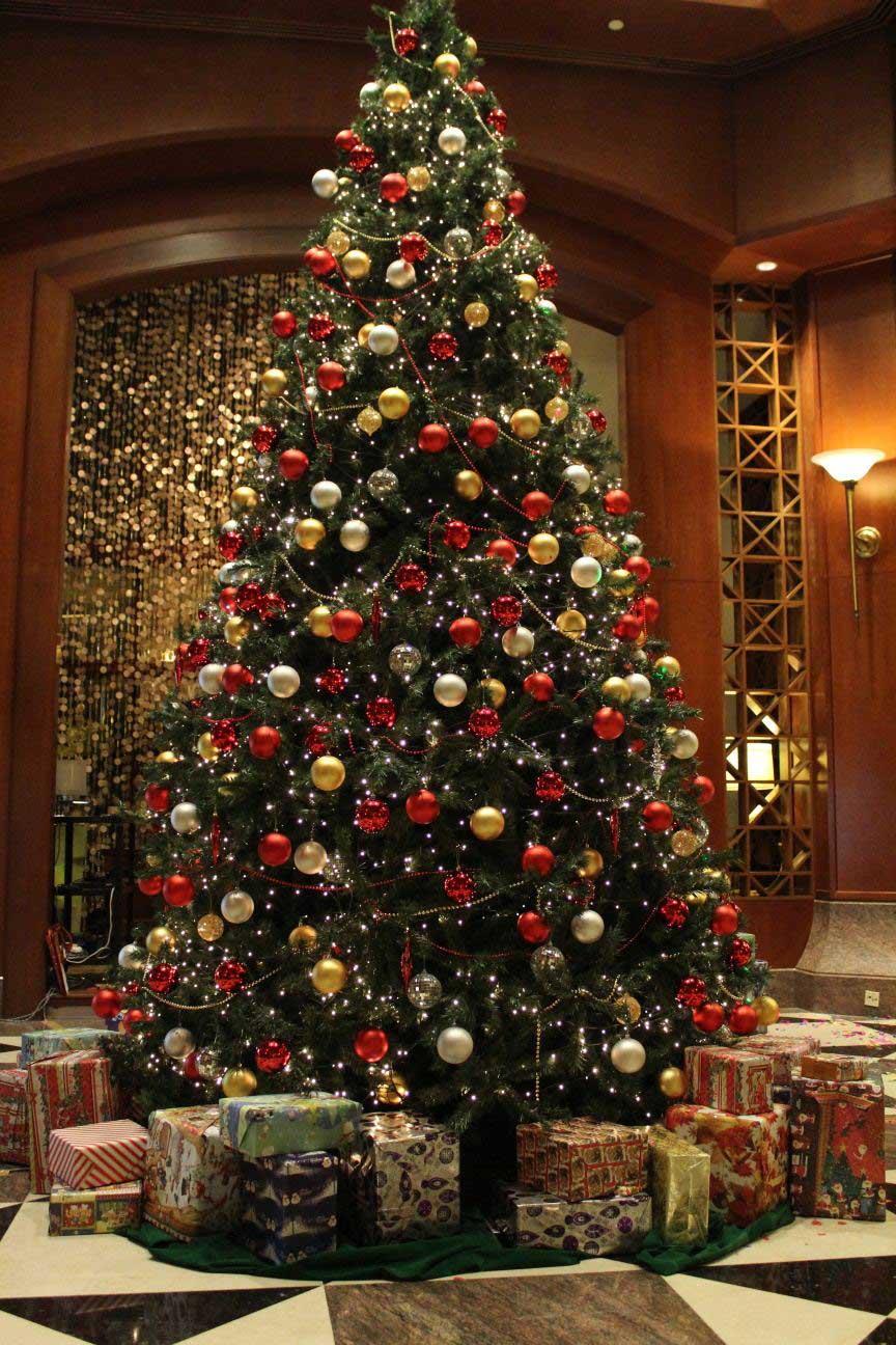 Tips Decorating Your Xmas Tree