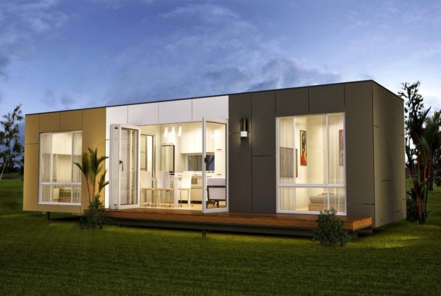 Container House Design  The Cheap Residential Alternatives     Modern Container House Design