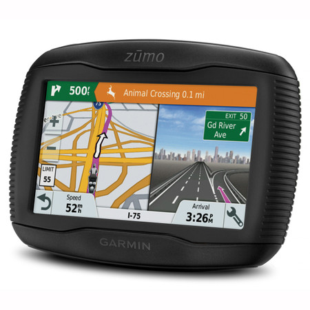 garmin motorcycle sat nav systems inspire. Black Bedroom Furniture Sets. Home Design Ideas