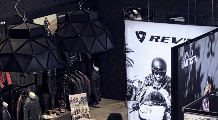 Rev'It! Showroom