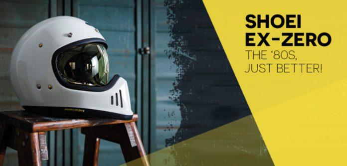 dfcd1ddb Shoei ExZero Retro Helmet Review: How do retro & latest technology mix?