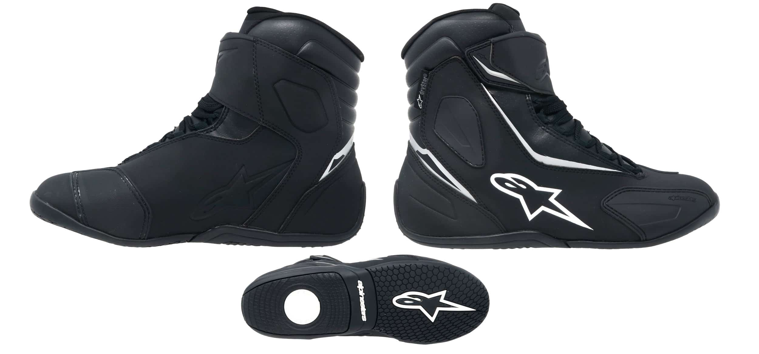 Alpinestars Fastback Drystar riding shoes