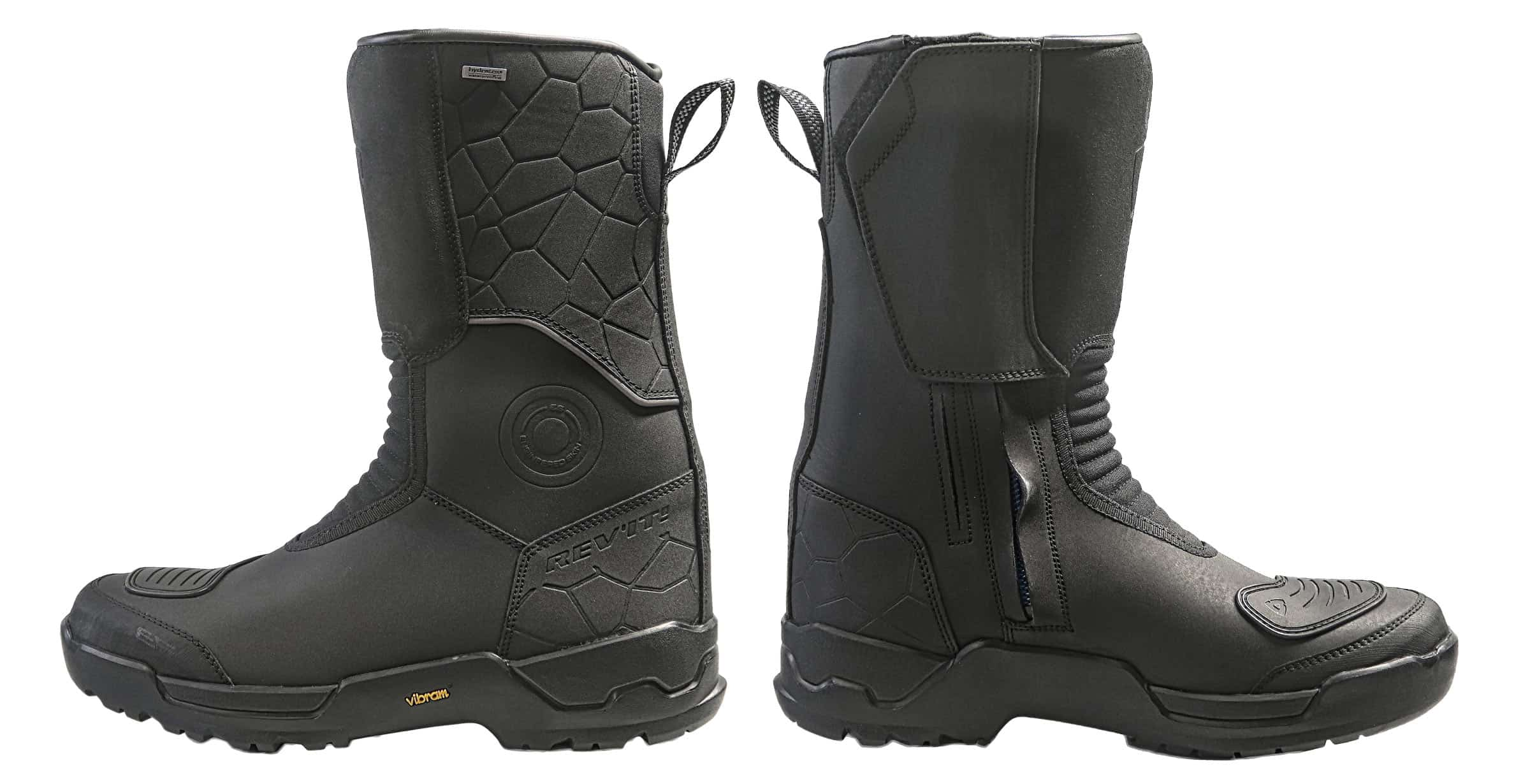 Rev It Trail Adventure Motorcycle Boots Review