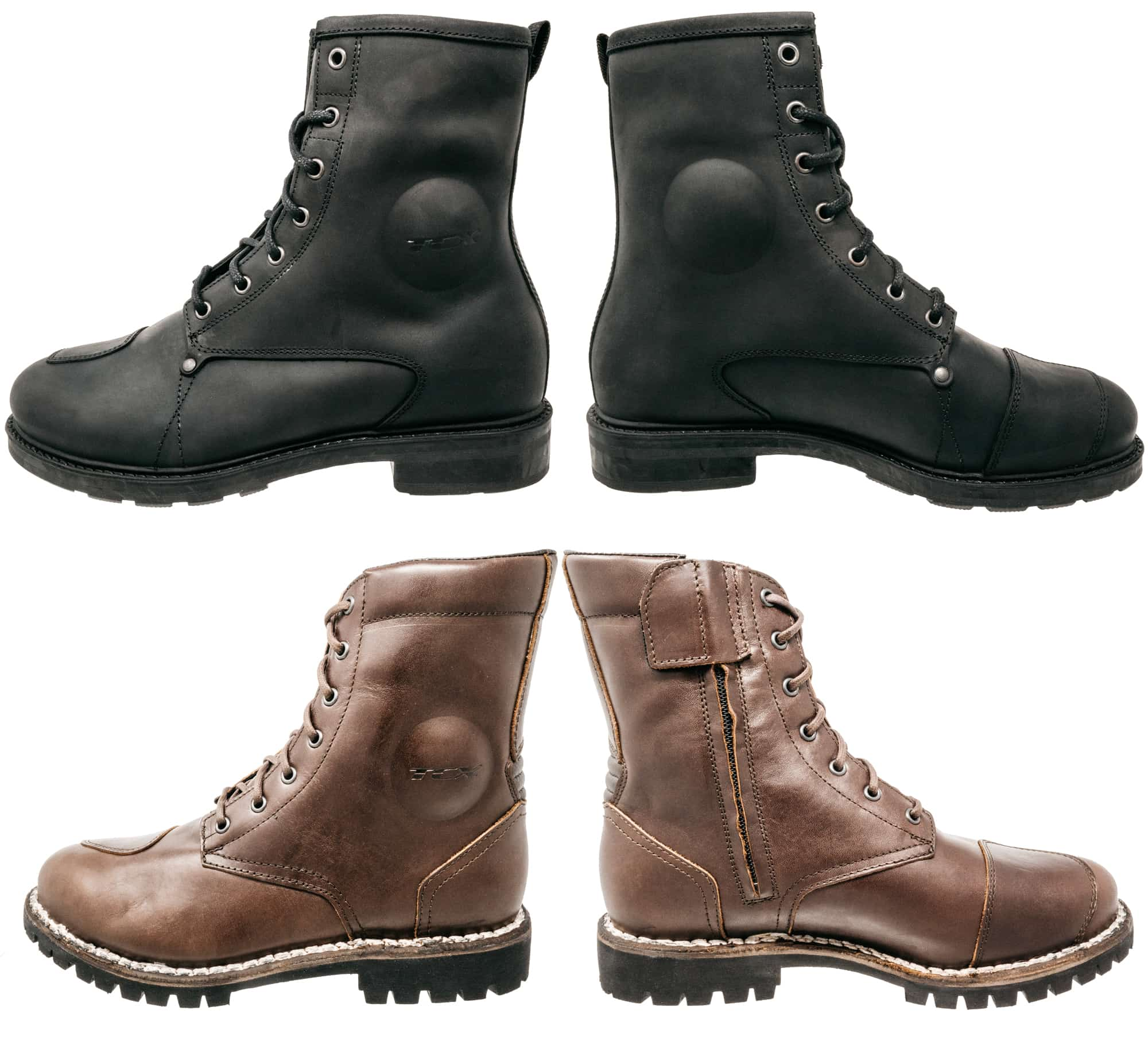 Casual Motorcycle Boots The Top 10 Styles This Season Inspire At
