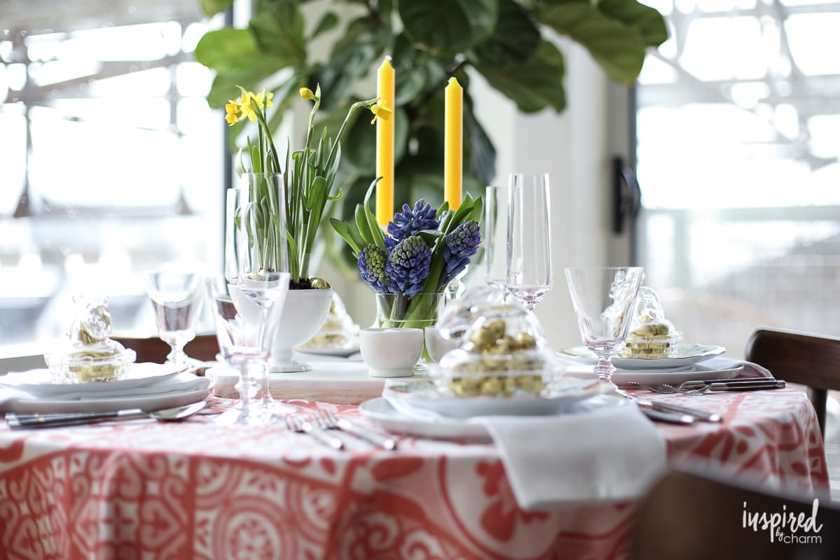 Unique and Beautiful Easter Decorating Ideas for your Table Easter Decorating Ideas for Your Table