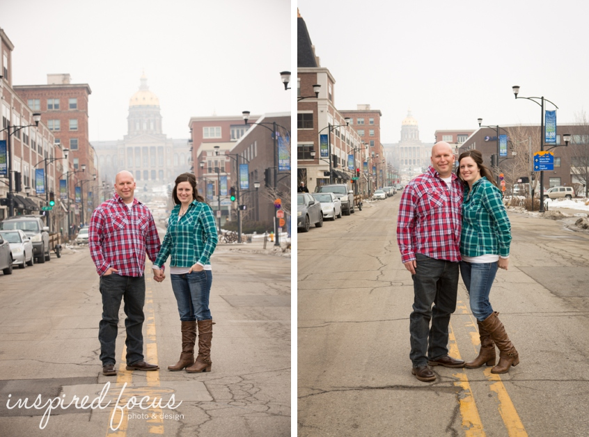 Fall Pictures Downtown Des Moines