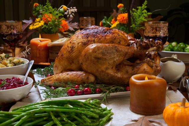 Fresh Grocer Thanksgiving Meal
