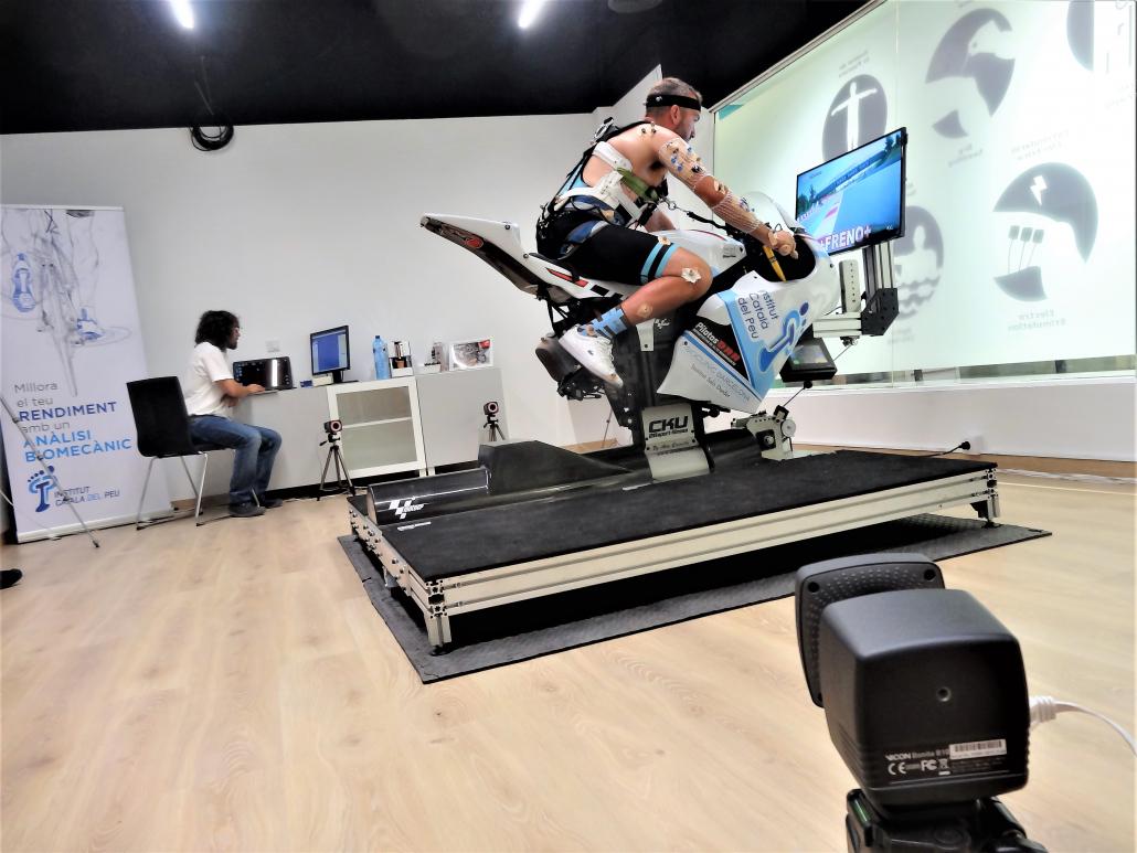 L'Institut Català del Peu crea Fitmetric com a entitat biomecànica en el rendiment esportiu.