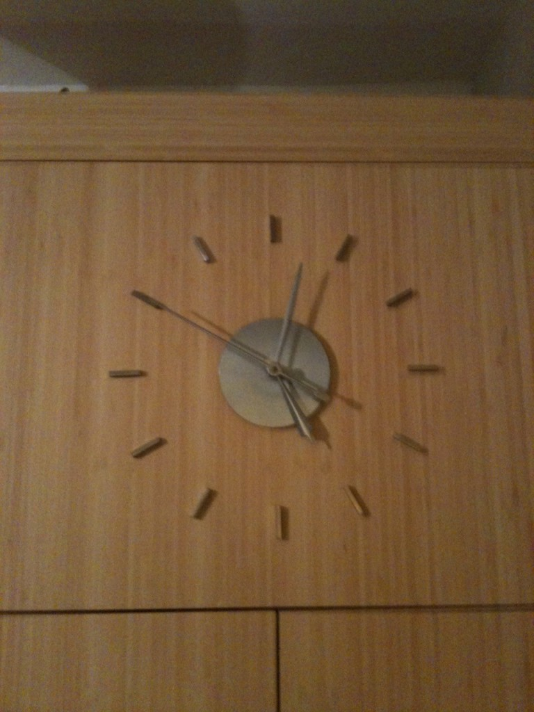 Antique Clocks Mid Century Modern Home Granite Bay
