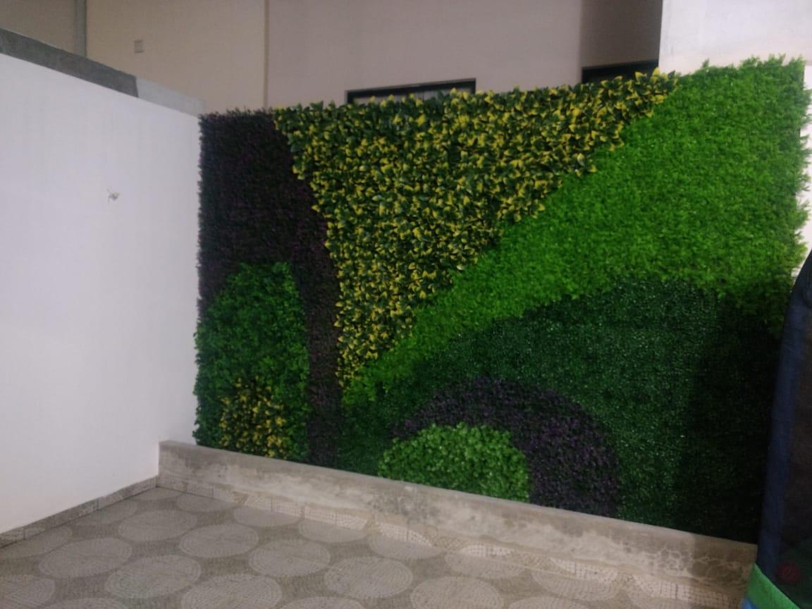 Muro Verde Exterior Integra Proyectos