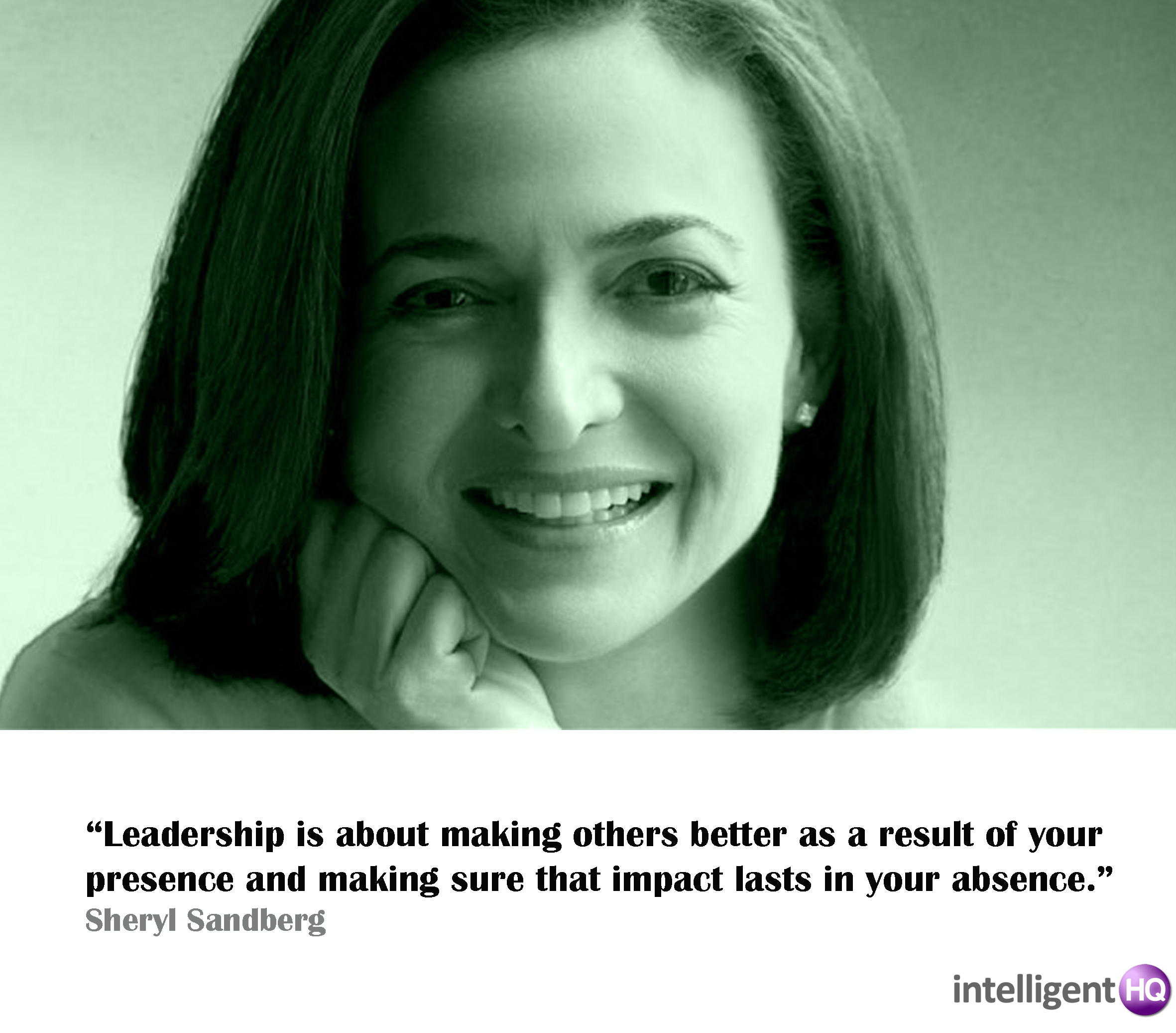 Quote By Sheryl Sandberg. Intelligenthq