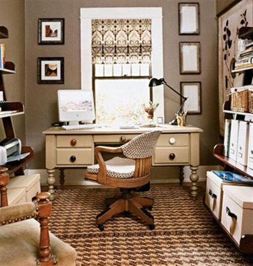 Small Office Decorating Themes