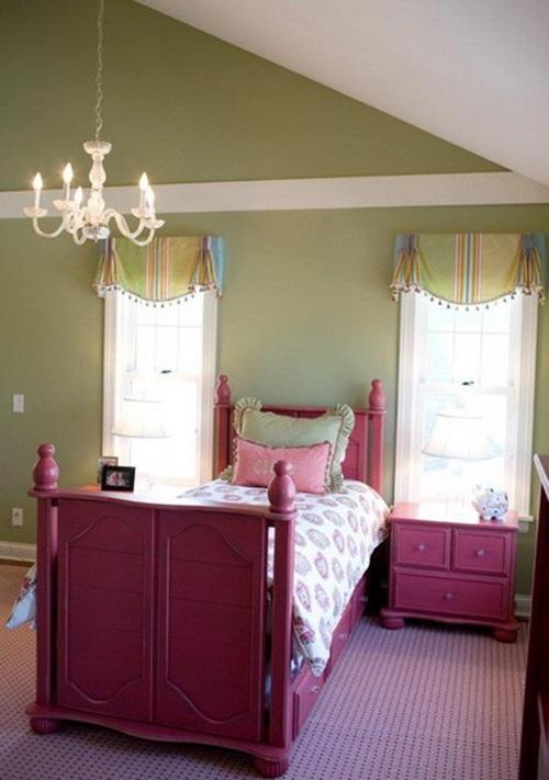 Cool Bedroom Designs For Teenage Girls Interior Design
