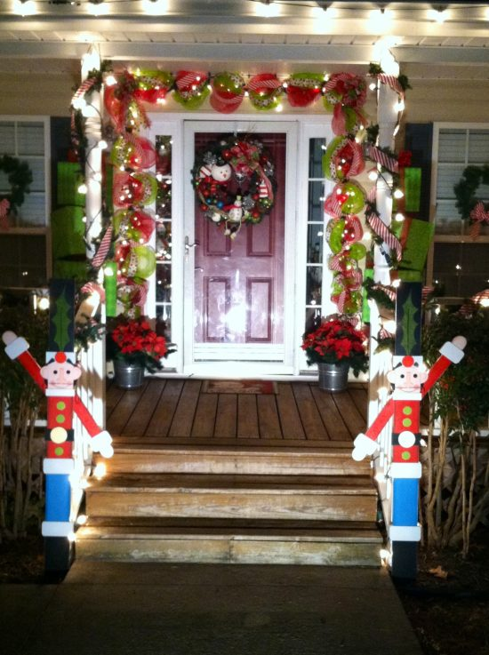 Christmas Lights Windows Indoor