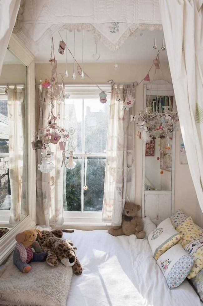 23 Beautiful Shabby Chic Kids Room Designs Interior God