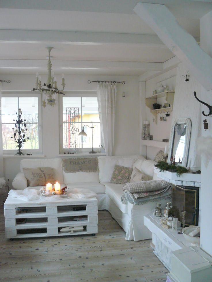 25 Charming Shabby Chic Living Room Designs Interior God
