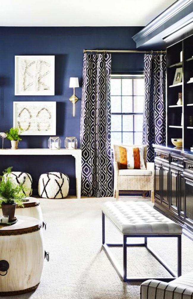33 Cool Geometric Living Room Design Ideas To Rock