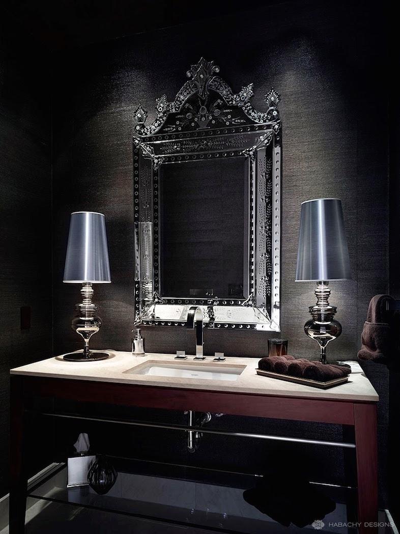 23 Inspiring Gothic Bathroom Designs Ideas Interior God