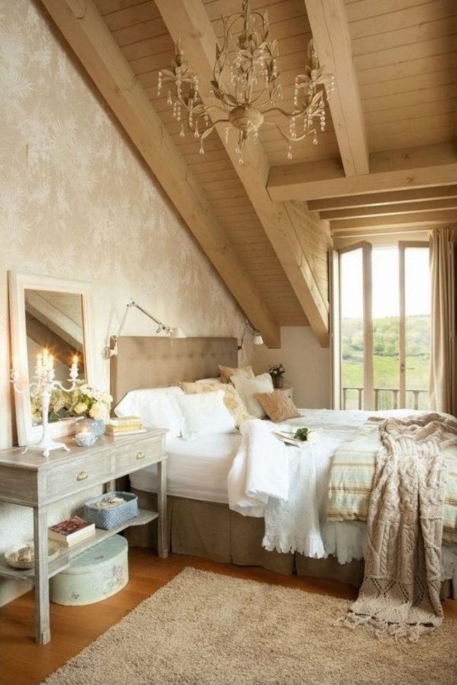 39 Dreamy Attic Bedroom Design Ideas Interior God