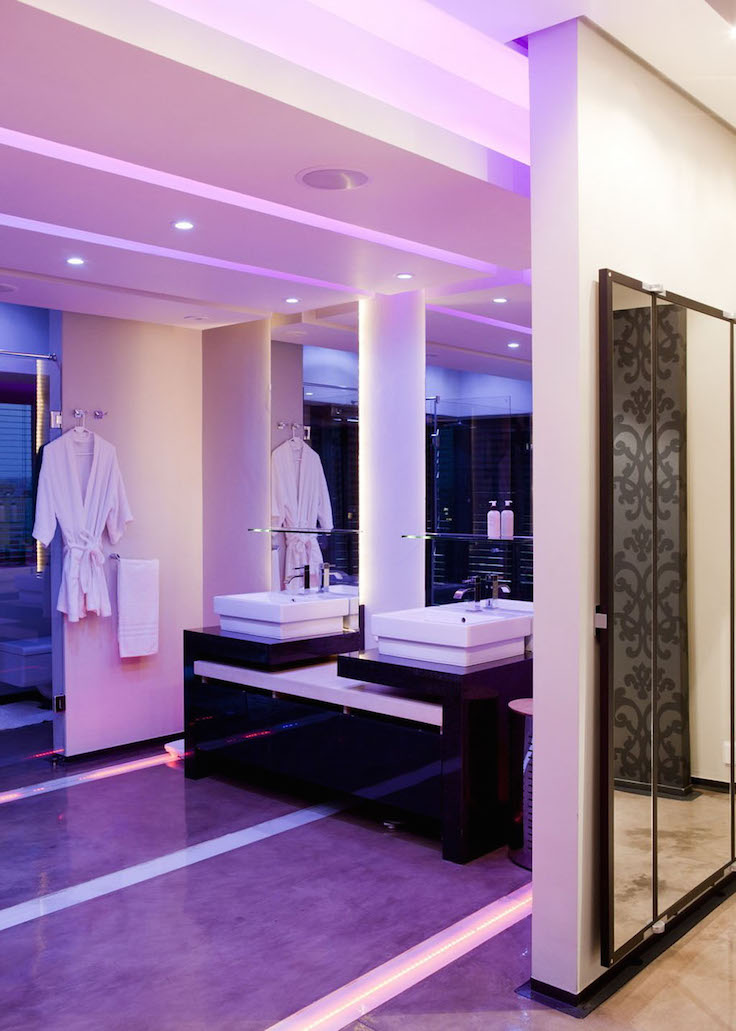 19 Awesome Purple Bathroom Design Ideas Interior God