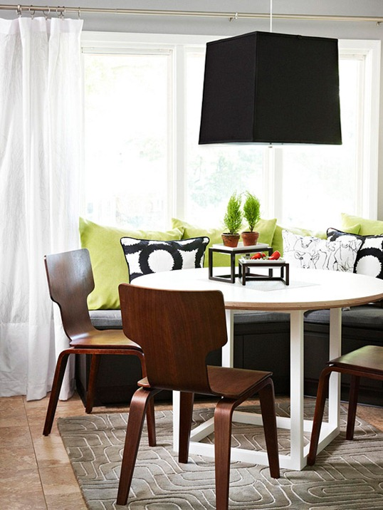 21 Geometric Dining Room Designs That Inspire You Interior God