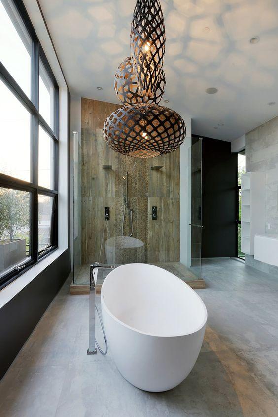 30 Modern Bathroom Lights Ideas That You Will Love