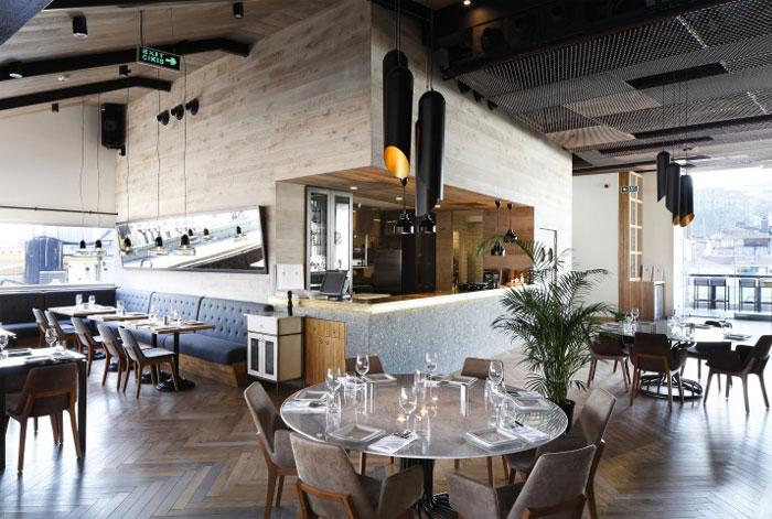 Unique Restaurant Design