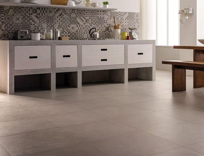 Ceramic Tile Kitchen Floor Designs