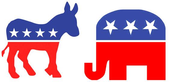 Party Fresh Logo Democratic